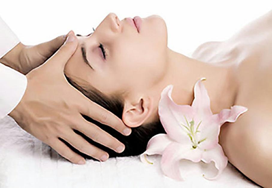 Kopfmassage - Chinesische Medizin Ru GmbH