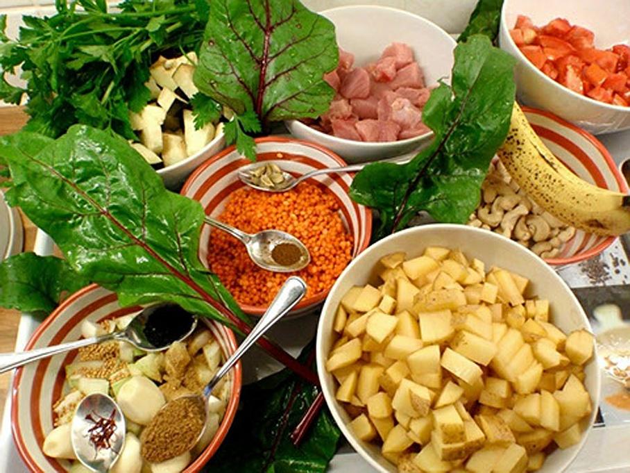 Ernährung nach traditioneller chinesischer Medizin - Chinesische Medizin Ru GmbH